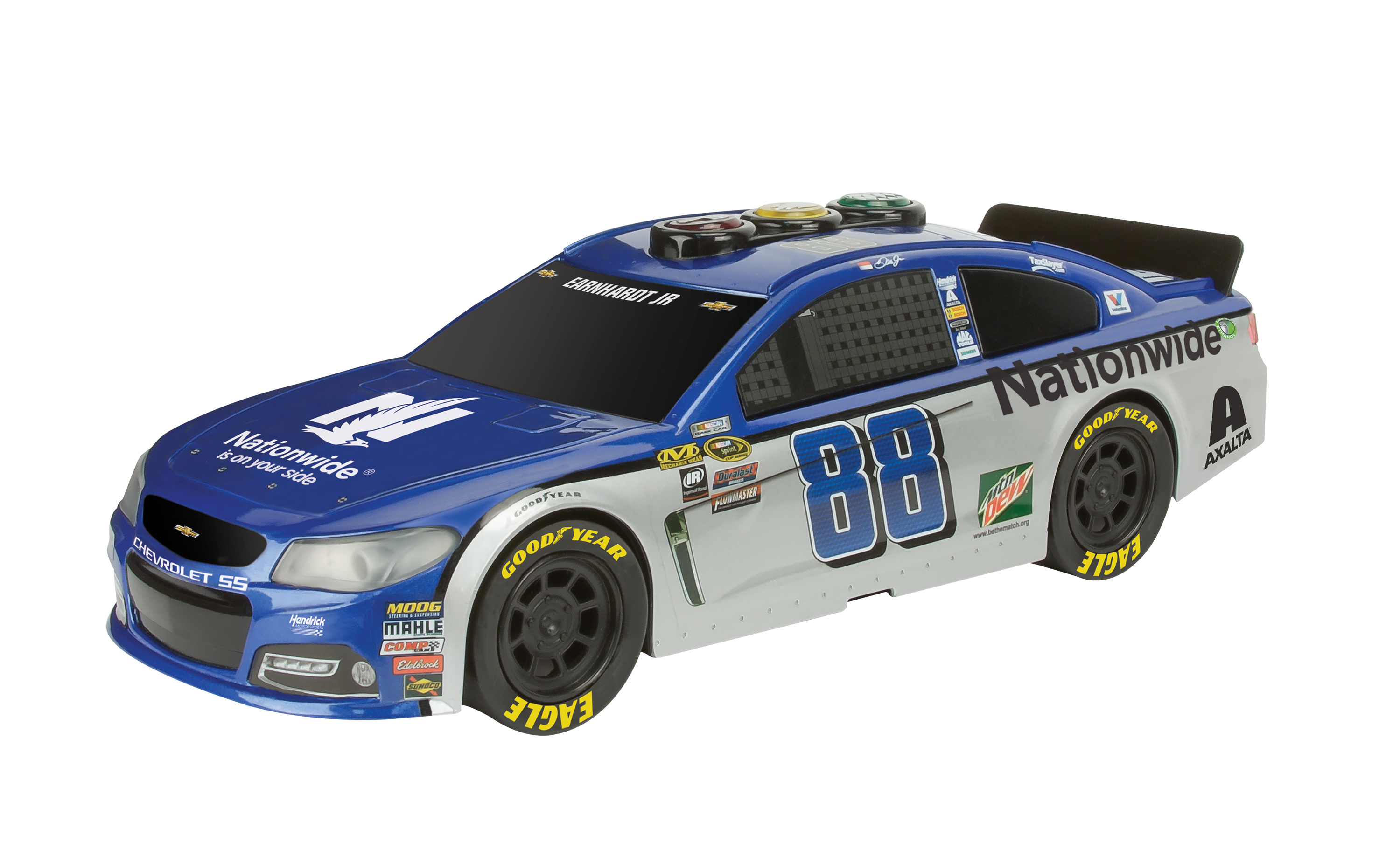 Road Rippers Come Back Racer Dale Earnhardt Jr. Nationwide Chevrolet by Toy State International Limited