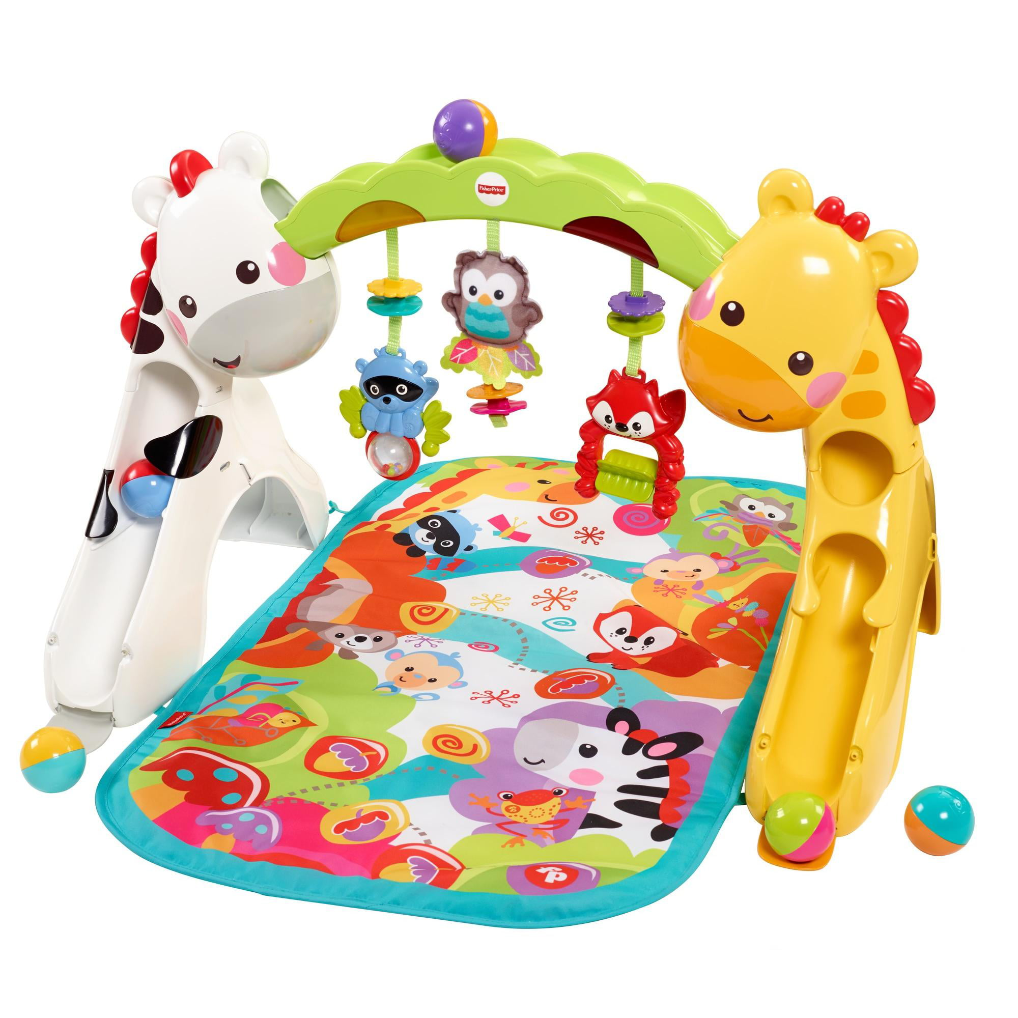 Fisher Price Newborn-to-Toddler Play Gym by Fisher-Price