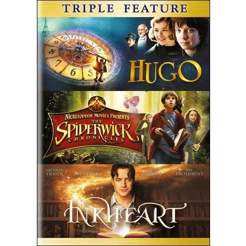 Hugo / The Spiderwick Chronicles / Inkheart (widescreen)