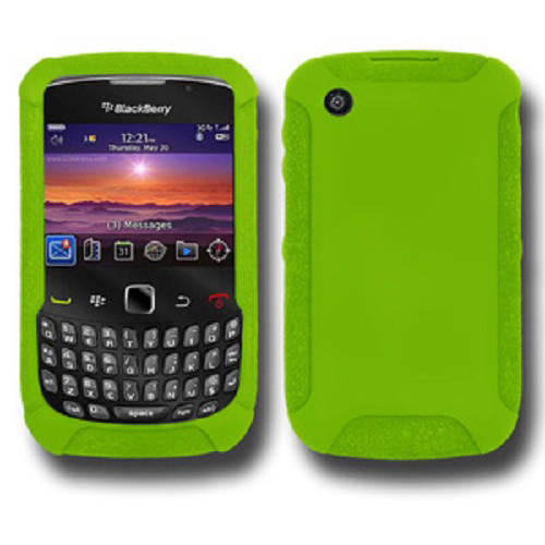 Amzer Silicone Skin Jelly Case for BlackBerry Curve 8530/8520/3G 9330/3G 9300
