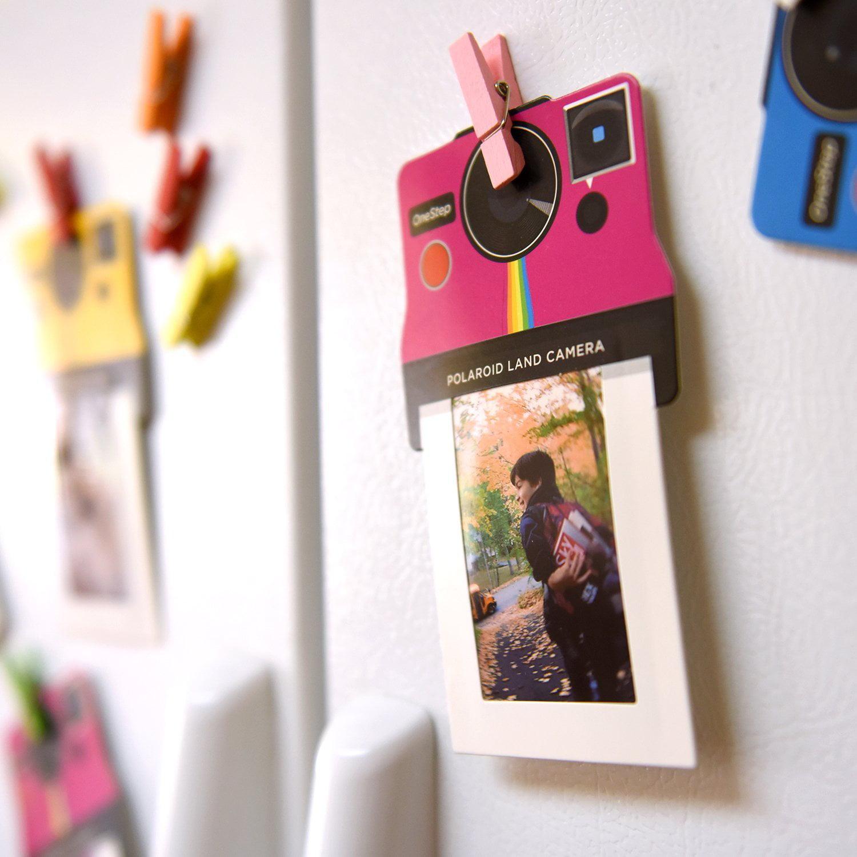 Polaroid Square OneStep Vintage Photo Frames for 2x3 ZINK Paper ...