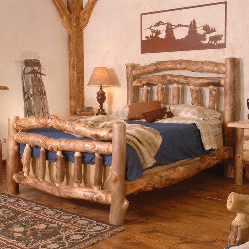 Timber Designs Homestead Slat Bed