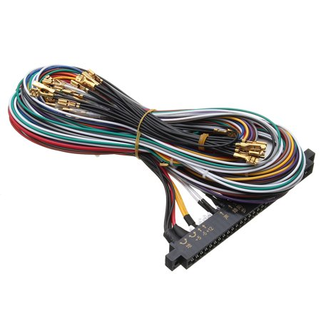 Harness Multicade Arcade Video Game PCB Wiring cable for Jamma Multigame Board