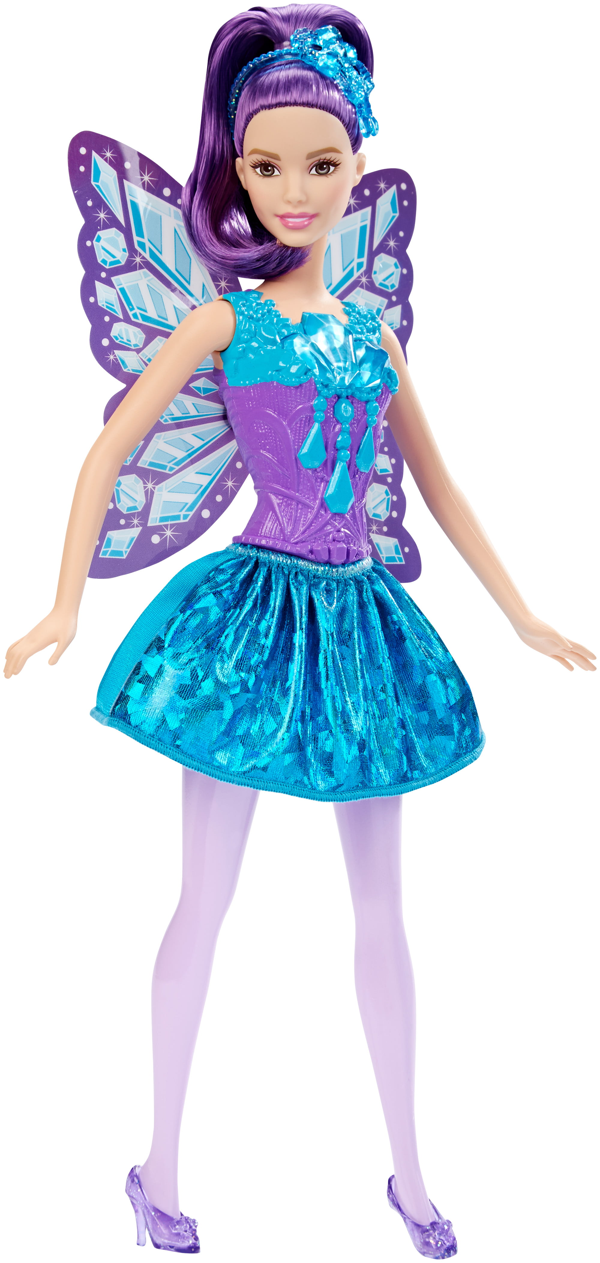 Barbie Fairy Gem Fashion Doll by Mattel