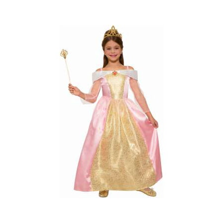Girls Princess Paisley Rose Halloween Costume - Princess Jasmine Halloween Costume For Kids