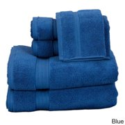 Pure Fiber Zero Twist Super Absorbent 6-piece Towel Set