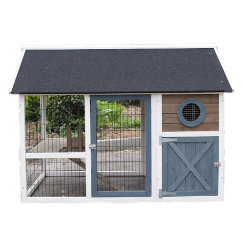 Hutches & Cottontails Bunny Barn Rabbit Hutch by Innovation Pet