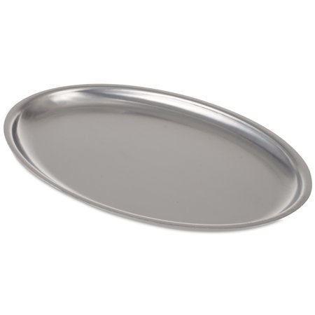 JB Prince Sizzle Platter Oval - Stainless