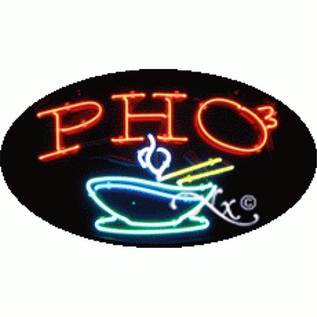 Arter Neon 14065 Flashing Neon Sign - Pho