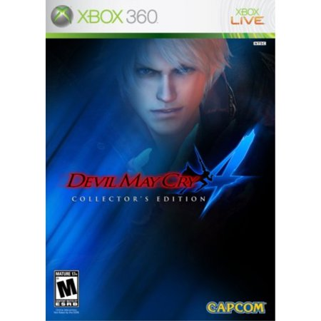 Devil May Cry 4 Collector's Edition (XBOX 360)