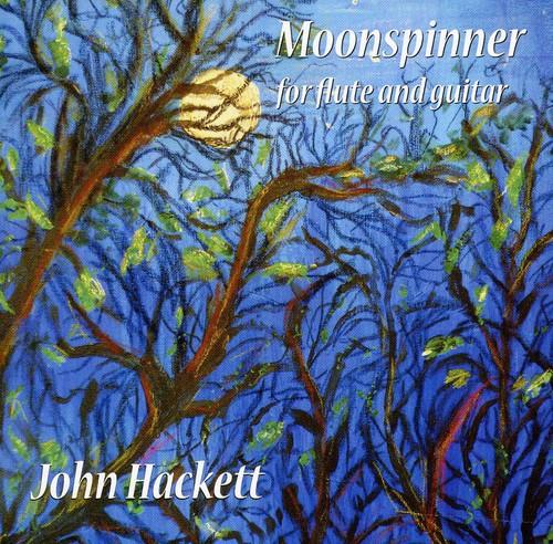 John Hackett - Moonspinner- for Flute & Guitar [CD]