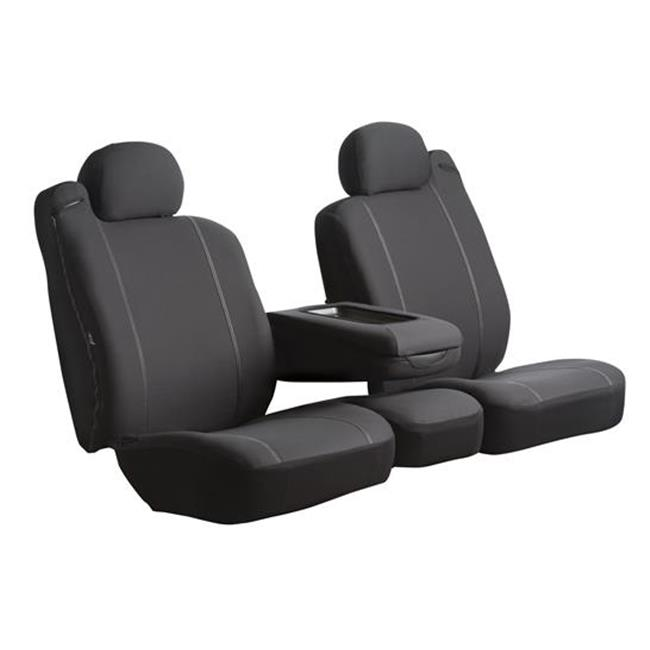 SP8710BL Sp80 Series Seat Cover, Black