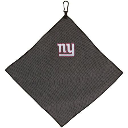 "New York Giants 15"" x 15"" Microfiber Golf Towel - No Size"