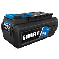 HART 40-Volt 5.0Ah Battery Accessory (Charger Not Included)