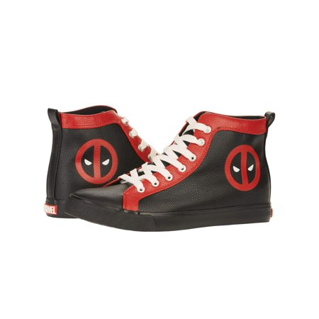 Deadpool Men's High Top Sneaker
