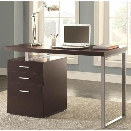 3 drawer writing desk. Black Bedroom Furniture Sets. Home Design Ideas