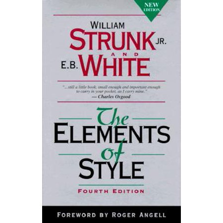 Strunk : Elements Style _c4
