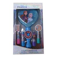 disney frozen 2  lip balm and light up mirror