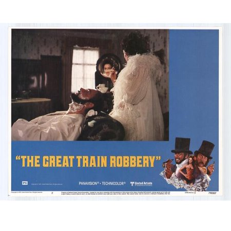 Halloween Robberies (The Great Train Robbery POSTER Movie B Mini)