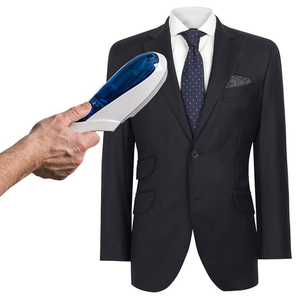 Powerful Portable Travel Clothes Steamer/Handheld Steamer/Garment Steamer 3-piece