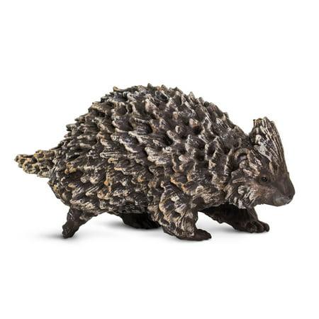 Wild Safari North American Wildlife Porcupine Safari Ltd Animal Toy Figure Lead Figurine Magazine