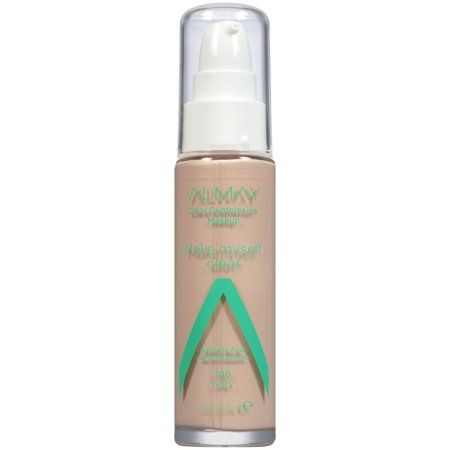 Almay clear complexion liquid makeup, ivory Almay Clear Complexion Powder