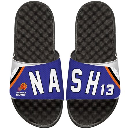 - Steve Nash Phoenix Suns ISlide Youth Retro Jersey Slide Sandals