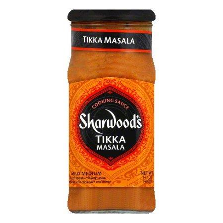 Sharwood Tikka Masala Sauce, 14.1 OZ (Pack of 6) (Best Store Bought Tikka Masala Sauce)