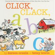Click Clack ABC (Board Book)