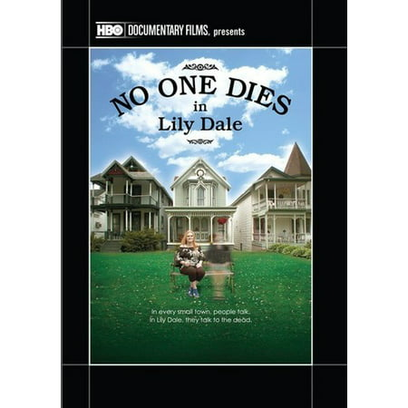 MOD-NO ONE DIES IN LILY DALE (DVD/2010) NON-RETURNABLE