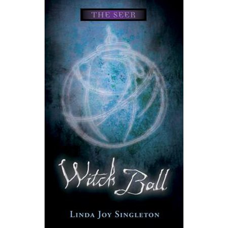 Witch Ball (Kitras Glass Witch Ball)