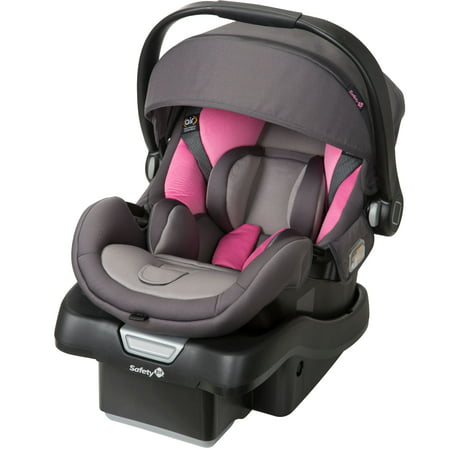 Car Seat Blush (Safety 1st onBoard35 Air 360 Infant Car Seat, Blush Pink HX)