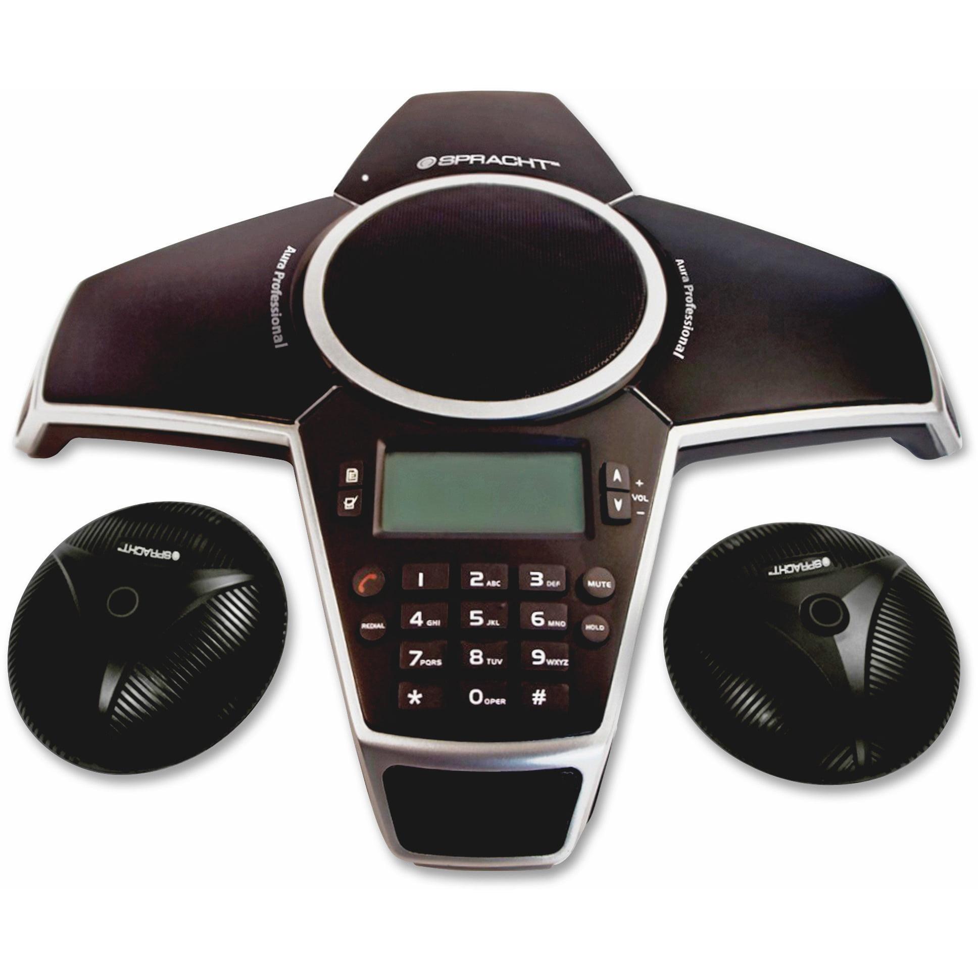 Spracht, SPTCP3010, Aura Professional Desktop Conference Phone, 1