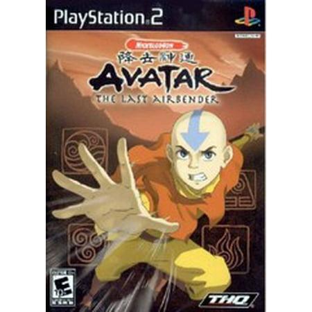 Avatar the Last Airbender - PS2 Playstation 2 (Refurbished) ()
