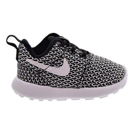 Nike Roshe One Infants/Toddlers Shoes Black/White 749430-040
