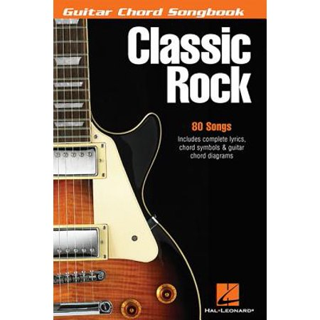 Creative Concepts Rock Songbook (Classic Rock Guitar Chord Songbook )