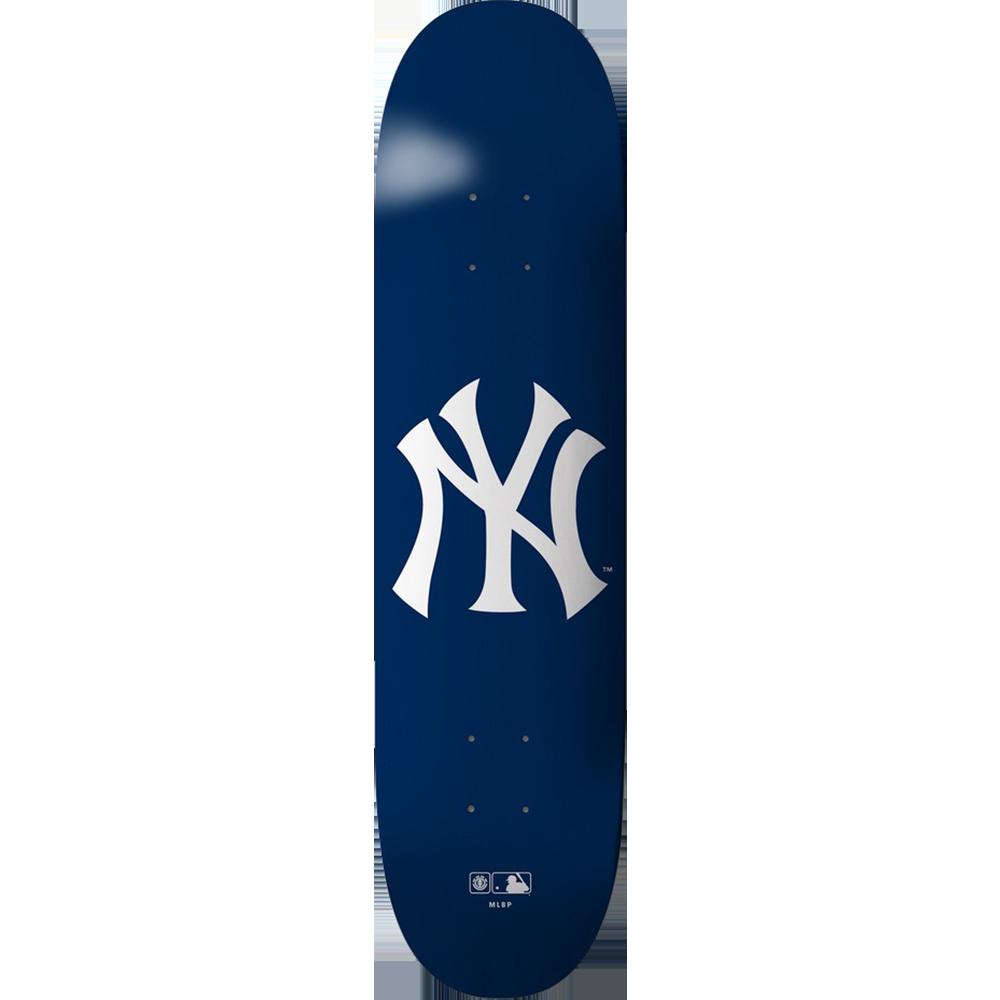 Element El Mlb Ny Yankees City Skateboard Deck -8.25 Feat...