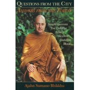 Questions from the City, Answers from the Forest - eBook