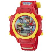 Nickelodeon Kids Digital Quartz Red Watch