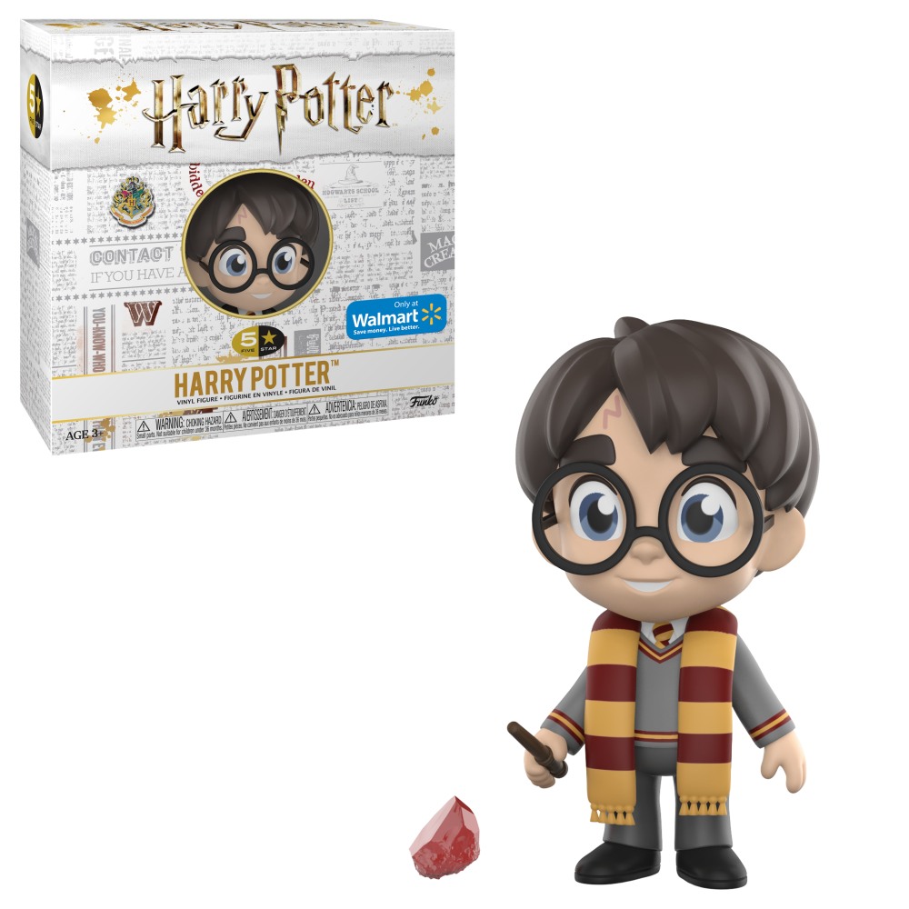 Funko 5 Star: Harry Potter - Harry Potter - Walmart Exclusive