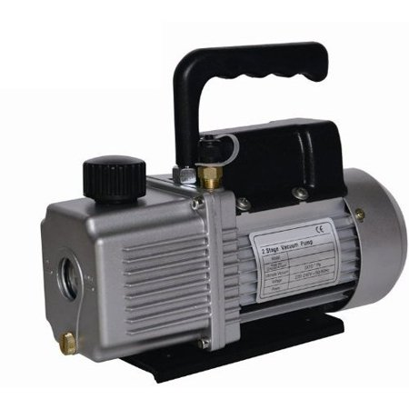 Vacuum Pump Air Conditioner Refrigeration 12 0 Cfm 2 Stage