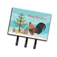 Carolines Treasures BB9203TH68 Dutch Bantam Chicken Christmas Leash or Key Holder