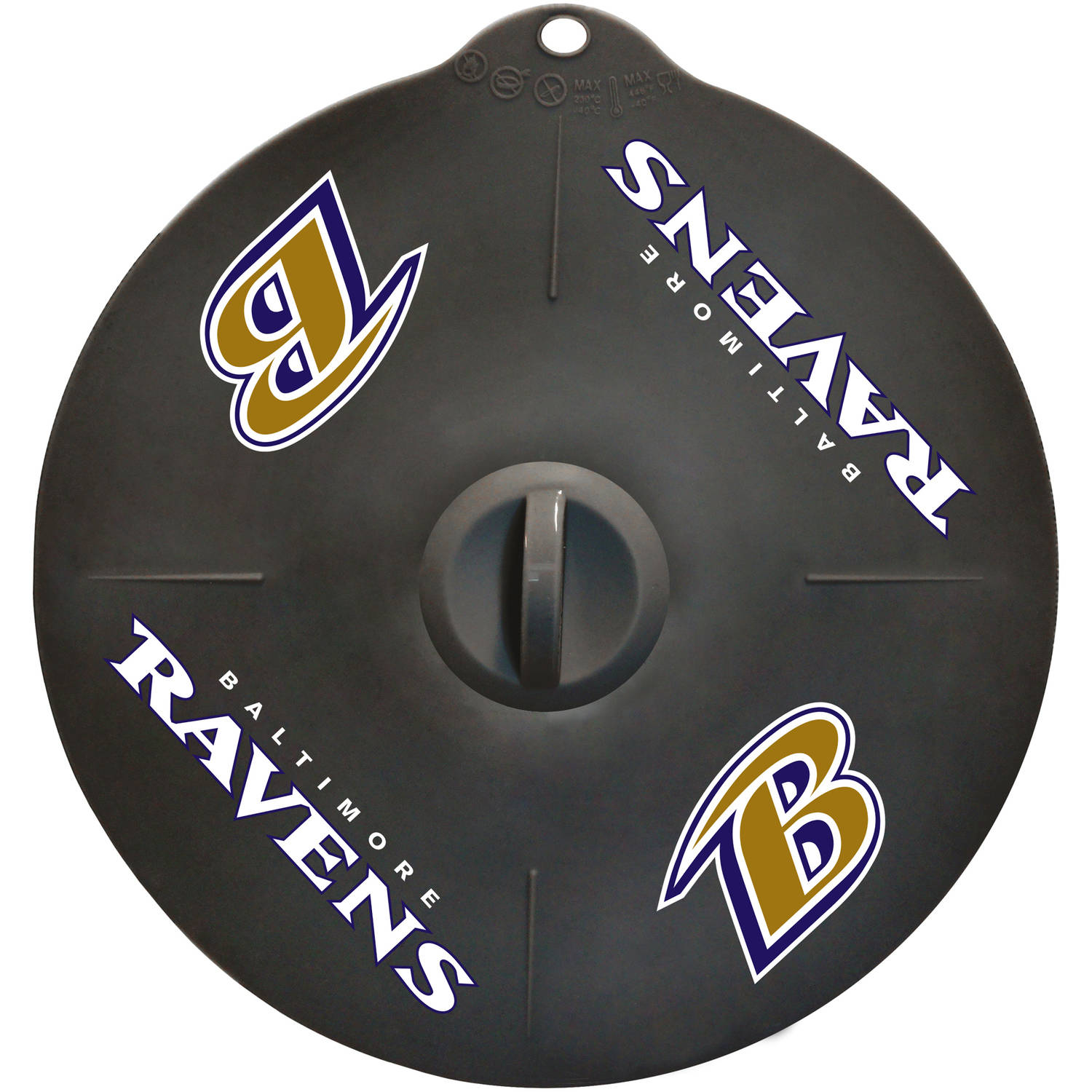 NFL Baltimore Ravens Silicone Lid