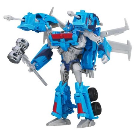 Autobot Ultra Magnus (Transformers Beast Hunters Voyager Class Ultra Magnus Figure 6.5 Inches )