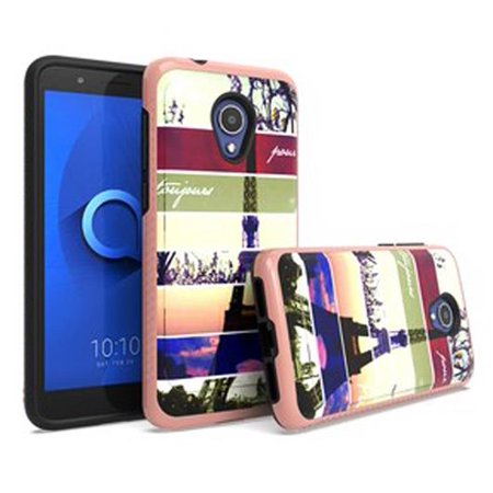 buy popular 07044 bf3bd Phone Case For Straight Talk Alcatel TCL LX Case / TracFone Alcatel TCL LX  Case / AT&T Alcatel IdealXtra Case (5.34