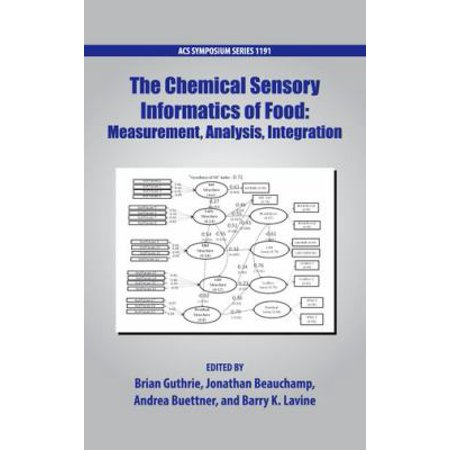 The Chemical Sensory Informatics Of Food  Measurement  Analysis  Integration