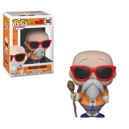 Funko Pop! Animation: Dragon Ball Z S4 - Master Roshi