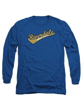 d42d542a6 Product Image Archie Comics Riverdale High School Adult Long Sleeve T-Shirt  Tee