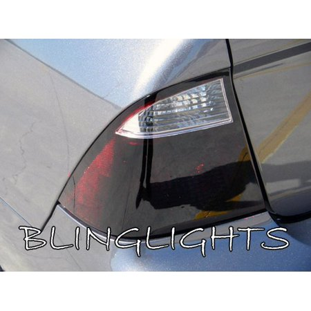 2005 2007 Ford Focus Sedan Tint Smoke Tail Lights Lamps Overlays Film Protection