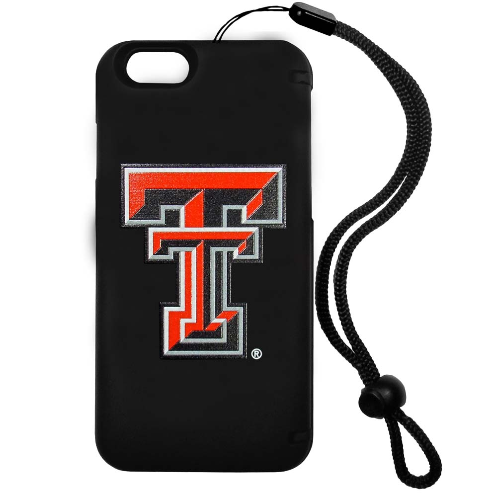 Siskiyou Gifts Texas Tech iPhone 6 Everything Case (F)
